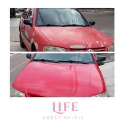 Lataria e pintura automotiva.. .