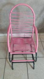 Título do anúncio: Cadeira de balanco infantil
