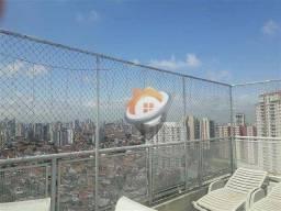 Título do anúncio: Cobertura Lauzane Paulista 104 metros, 2 vagas e lazer completo