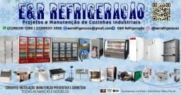 Plano de manutenção preventiva e corretiva - Equipamentos de panificação / gastronomia RJ