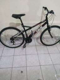 Bike CALOI CONSERVADÍSSIMA OPORTUNIDADE