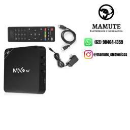 Conversor Smart TV Box Mx9 4K Dual Band