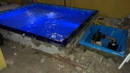 W&E Engenharia e Construção de piscinas