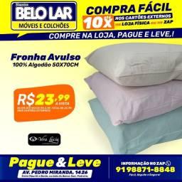 Fronha Avulso, Compre no zap *