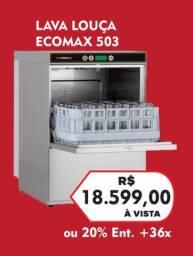 Lava louça ecomax 503 hobart - JM equipamentos