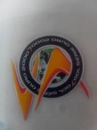 Emblema Traseiro Gol Série Ouro 2000