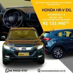 Título do anúncio:  Honda H-rv 2021/2021 Extra de Novo.