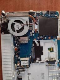 Título do anúncio: Placa Mãe Notebook Samsung NP 270 E4E