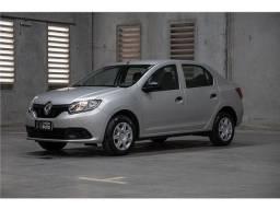 Título do anúncio: Renault Logan 2018 1.0 12v sce flex authentique manual