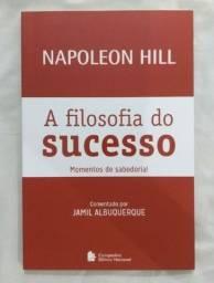 Livro A Filosofia do Sucesso - Novo - Edição Econômica