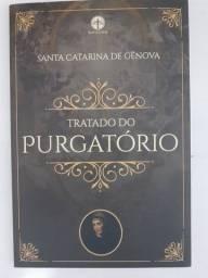 Livro Tratado do Purgatório Santa Catarina de Gênova