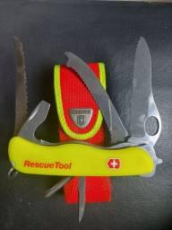 Canivete de resgate Victor inox original