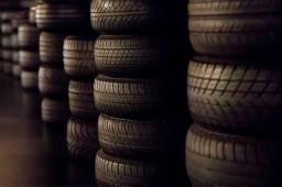 Vendo pneus novos, nunca usados! Zerados!