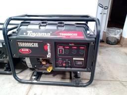 Gerador  a Gasolina - TG8000CXE - XP