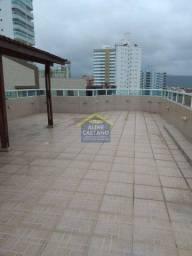 Apartamento à venda com 2 dormitórios em Caiçara, Praia grande cod:ACI604