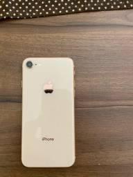 Título do anúncio: Iphone 8-64GB
