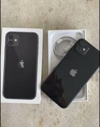 Vendo iPhone 11 de 64 GB  lacrado por 4500