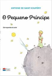 Livro O pequeno príncipe - Novo