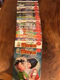 Revistinhas Turma da Monica Jovem, R$10 cada
