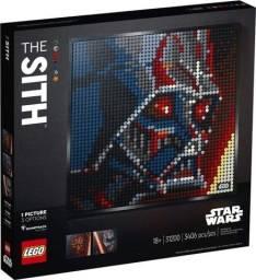 Lego ART Star Wars? - The Sith? 31200 - 3406 peças - novo original lacrado