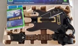 Imperdível! Guitar Hero Live Bundle (USB) para XBox One