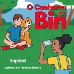 Livrinho infantil: O Cachorro Bin