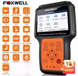 Título do anúncio: Scanner automotivo profissional Foxwell NT650 elite atualizado português