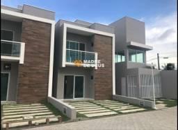 Excelente casa duplex NOVA em condominio no Eusébio-Centro