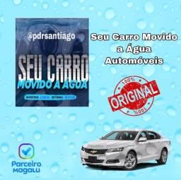 Título do anúncio: Tenha seu carro movido a água