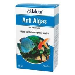 Alcon Labcon Antialgas 15ml Algicida Para Aquários