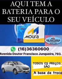 Título do anúncio: BATERIA (16)36360600