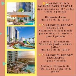 Salinas Exclusive Resort alugo ap 4 pessoas  JUNHO E JULHO