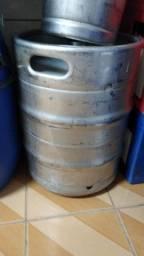 Chopeira,barril, válvula extratora
