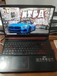 Notebook Aspire Nitro 5 i7 16gb RAM 256gb SSD ( SEM DETALHES ) PARCELO NO CARTÃO