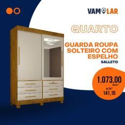 Título do anúncio: Roupeiro Arezzo Plus (Entrega Rápida/Frete Grátis)