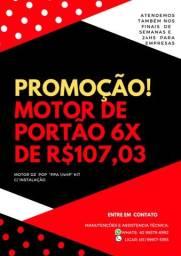 Título do anúncio: Conserto de motores de portões em Goiânia