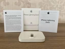 iPhone Lightning Dock Base Carregadora Original Apple