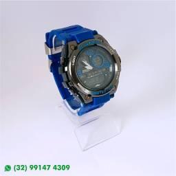Relógio Masculino G-Shock G-Steel