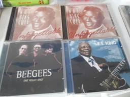 Lote nat king, beegees e king