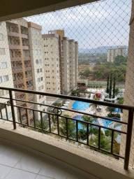 Apartamento 2 Quartos para Locação em Caldas Novas, Jardim jeriquara, 2 dormitórios, 1 suí