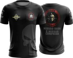 Camiseta Camisa Bope  -bpj (uso Liberado)