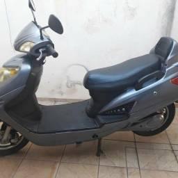 Moto elétrica scooter