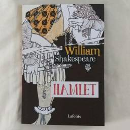 Livro Hamlet - William Shakespeare