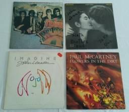 Kit Vinil: John Lennon + Paul McCartney + Traveling Wilburys
