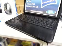 Notebook Dell | DualCore - 320GB HD| 4GB |  Formatado C/Garantia