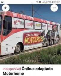 Título do anúncio: Ônibus Motorhome