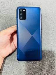Samsung A02 azul 32GB bateria 5000Ah