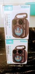 Título do anúncio: Caixa Portátil De Som Caixinha Wireless Bluetooth 5.0
