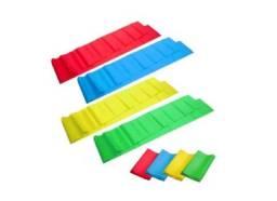 Thera Band kit com 4 unidades com intensidades diferentes ou venda individual