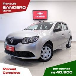 Título do anúncio: Renault Sandero Auth 1.0 216